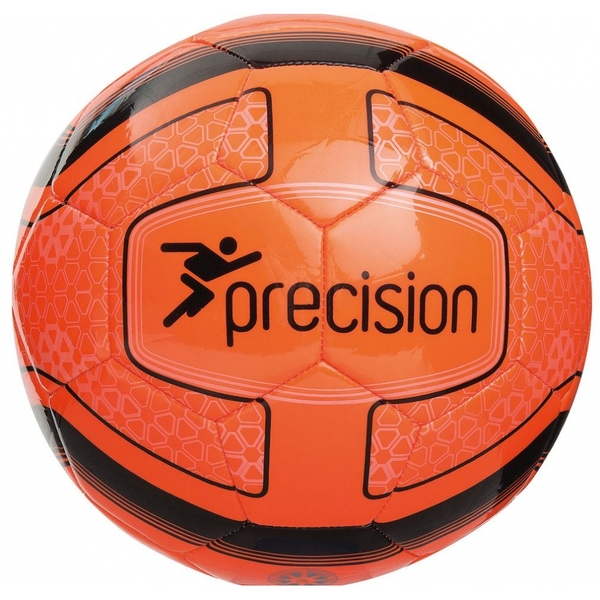 3a358c92b Hey! Stay with us... Precision Santos Training Ball Fluo Orange/Black Size 4