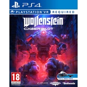 Wolfenstein Cyberpilot VR PS4 Game (PSVR Required)