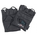 Precision Full Leather Weightlifting Gloves Large