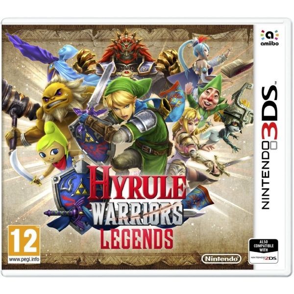 Hyrule Warriors Legends 3DS Game - Image 1