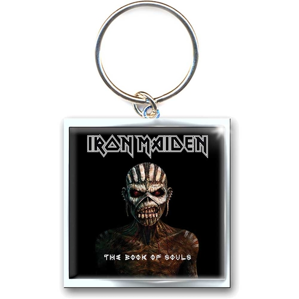 Iron Maiden - The Book of Souls Keychain