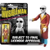 Invisible Man (Universal Monsters) Funko ReAction Figure 3 3/4 Inch