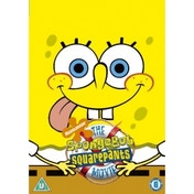 Spongebob Squarepants The Movie DVD