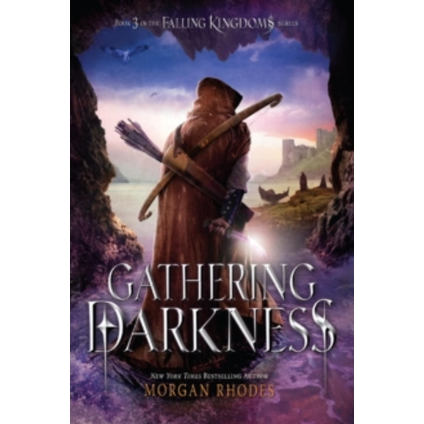 Gathering Darkness by Morgan Rhodes (Paperback, 2015)