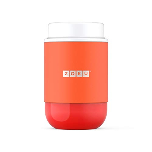 Zoku Zoku 16oz Food Jar  Orange