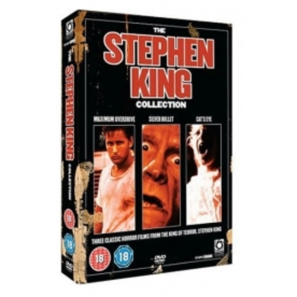 Stephen King Box Set DVD