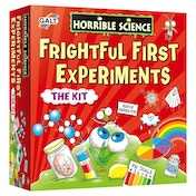 Galt Toys - Horrible Science Frightful First Experiment Kit