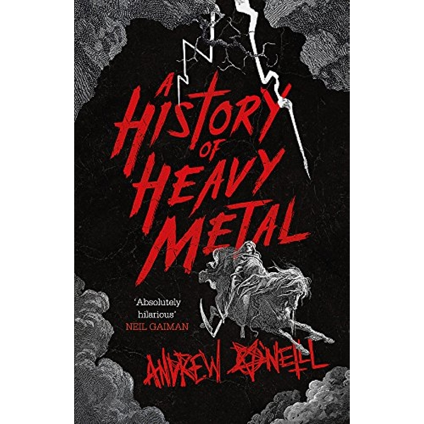 A History of Heavy Metal  Paperback / softback 2018