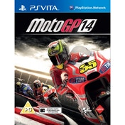 Moto GP 14 PS Vita Game