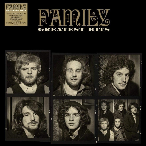 Family - Greatest Hits Vinyl