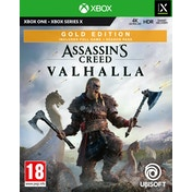 Assassin's Creed Valhalla Gold Edition Xbox One | Series X Game
