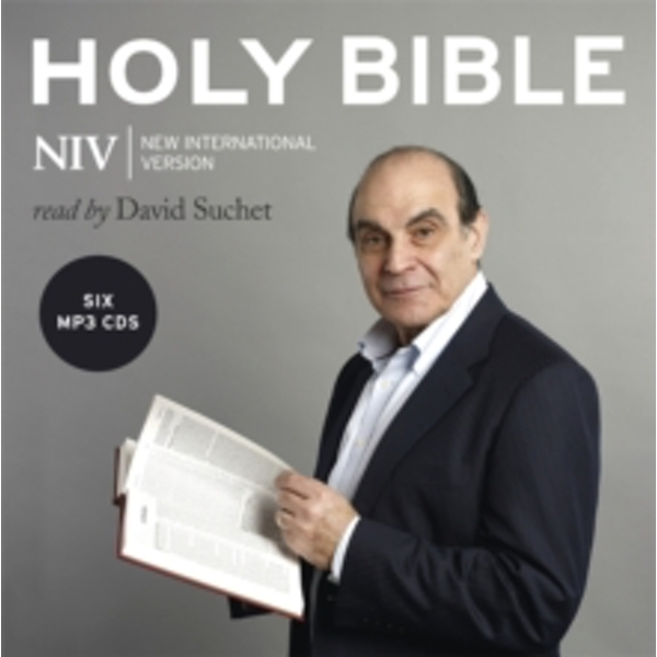 The Complete NIV Audio Bible : Read by David Suchet (MP3 CD)