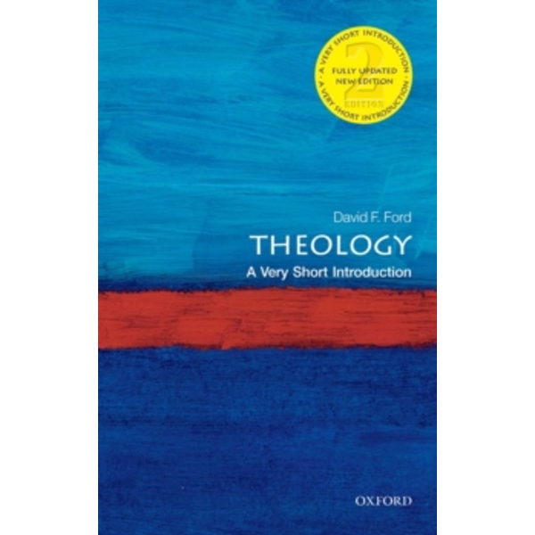 Theology: A Very Short Introduction by David F. Ford (Paperback, 2013)