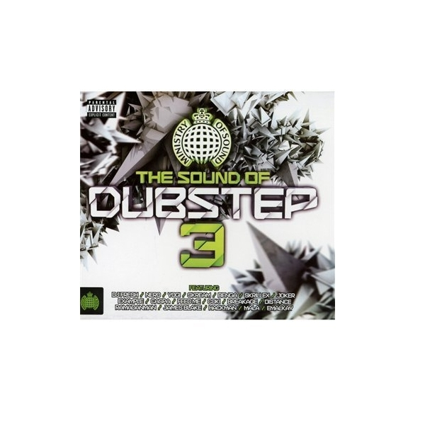 The Sound Of Dubstep 3 - Various Artists CD