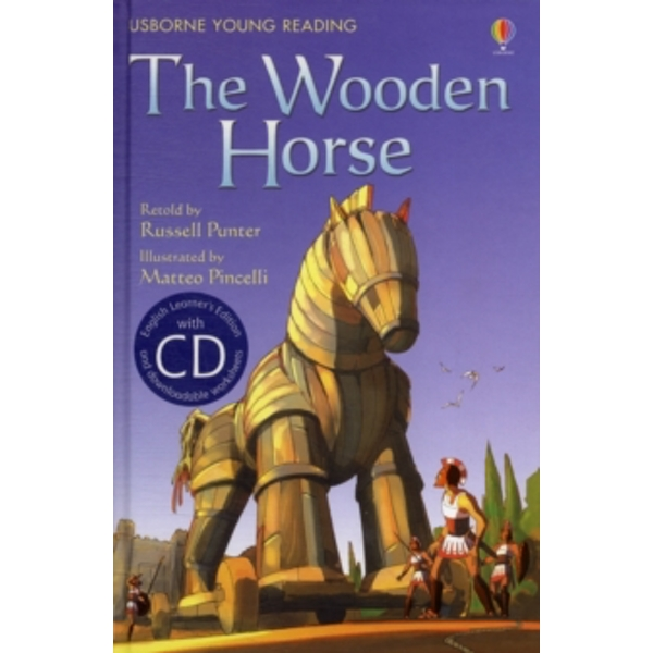 The Wooden Horse by Usborne Publishing Ltd (Mixed media product, 2012)