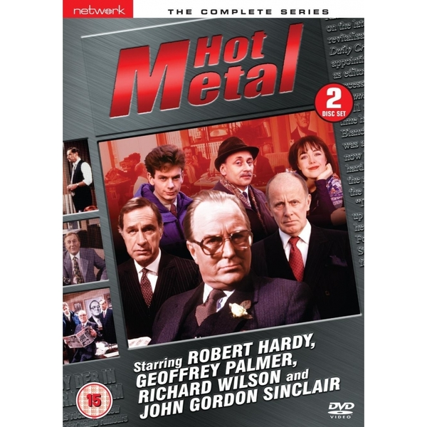 Hot Metal - The Complete Series DVD