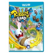 Rabbids Land Game Wii U