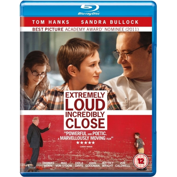 Extremely Loud and Incredibly Close 2012 Blu-ray