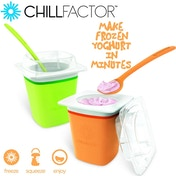 ChillFactor Frozen Yoghurt Maker