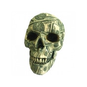 Made of Money Skull