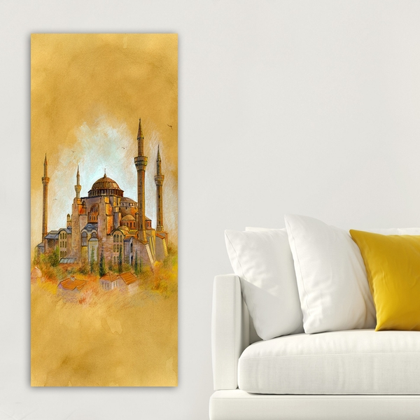 DKY1200886534_50120 Multicolor Decorative Canvas Painting