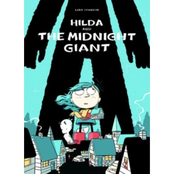 Hilda and the Midnight Giant by Flying Eye Books (Paperback, 2016)