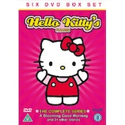 Adventures Of Hello Kitty Happy Halloween Everybody! And Four Other Episodes DVD