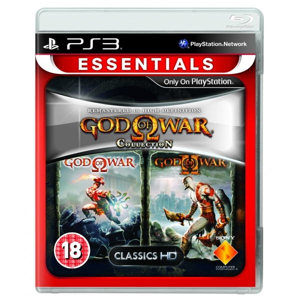 God Of War Collection Game (Essentials) PS3