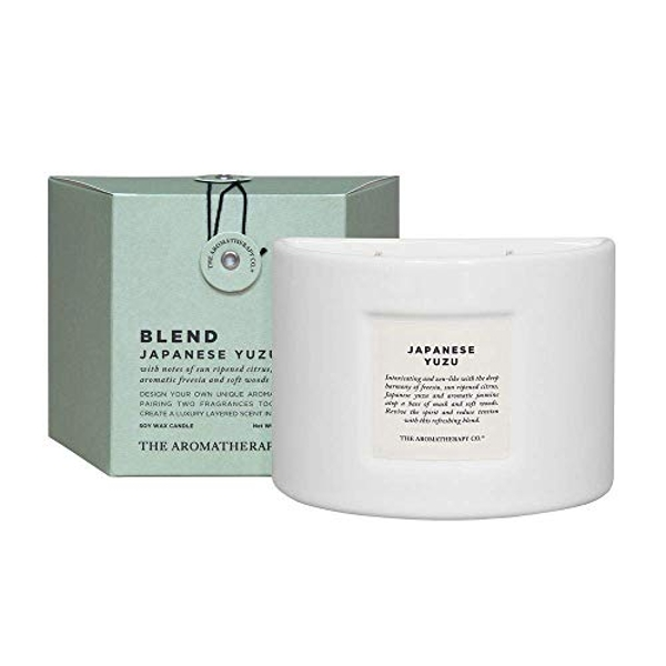 The Aromatherapy Co. 280g Blend Candle - Japanese Yuzu