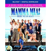 Mamma Mia Here We Go Again! 2 Disc Edition Blu-ray