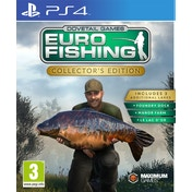 Euro Fishing Collector's Edition PS4 Game
