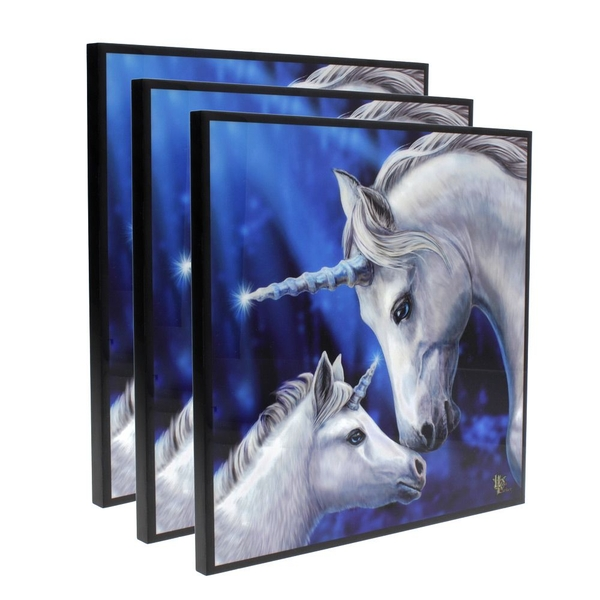 Sacred Love (Set of 3) Crystal Clear Picture