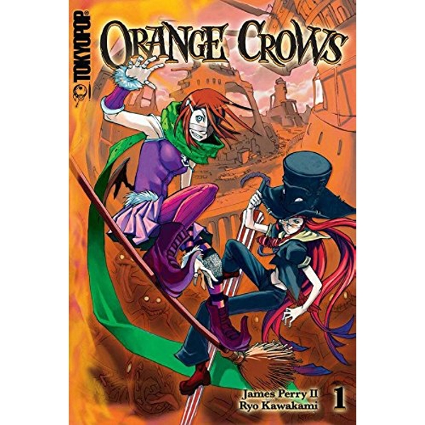 Orange Crows