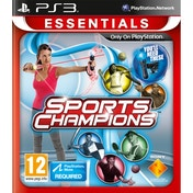 Playstation Move Sports Champions Game (Essentials) PS3