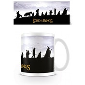 The Lord Of The Rings Fellowship Mug