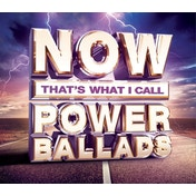 Now That's What I Call Power Ballads CD