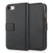 YouSave Accessories iPhone 7 PU Leather Wallet - Black - Image 2