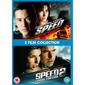 Speed 1 & 2  DVD