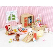 Sylvanian Families Baby Bedroom Set
