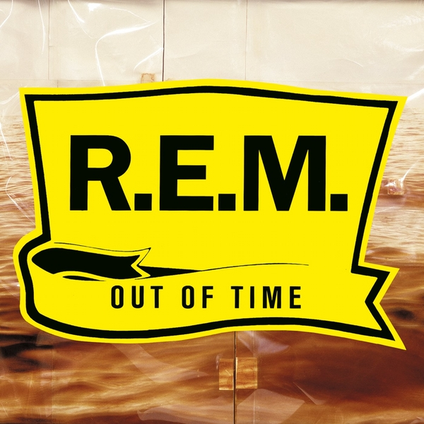 R.E.M. - Out Of Time Vinyl