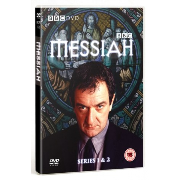 Messiah : Complete BBC Series 1 & 2 DVD