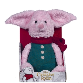 Disney Christopher Robin Collection Winnie the Pooh Piglet 10 Inch Soft Toy