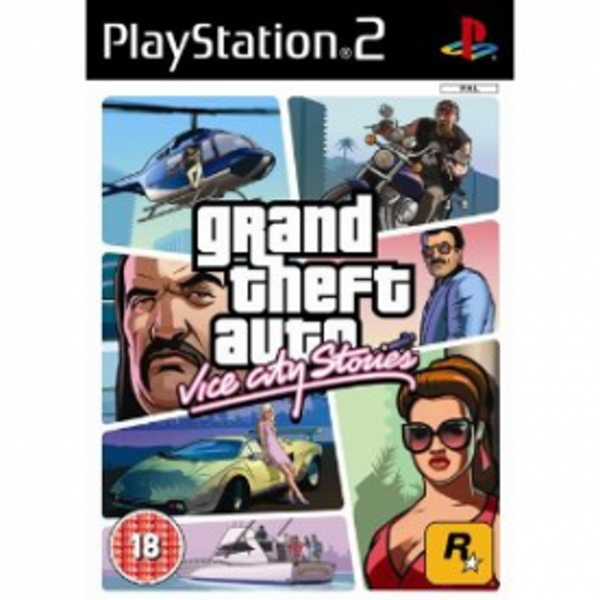 Grand Theft Auto GTA Vice City Stories Game PS2 - Image 1