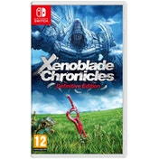 Xenoblade Chronicles Definitive Edition Nintendo Switch Game