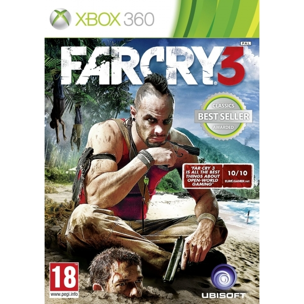 Far Cry 3 Game (Classics) Xbox 360