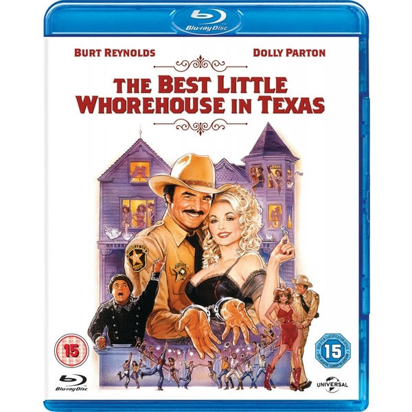 Best Little Whorehouse in Texas [Blu-ray]