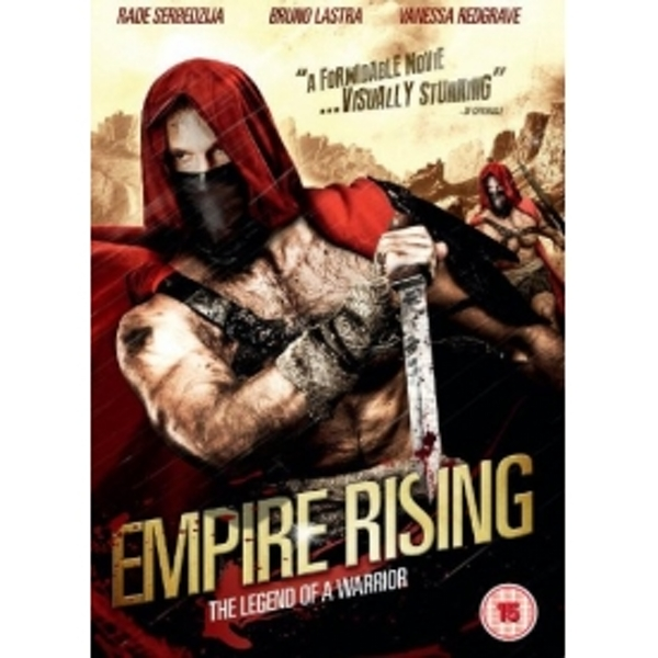 Empire Rising DVD