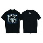 The Beatles At The Cavern Mens Blk T Shirt: Large