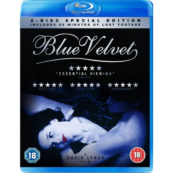 Blue Velvet - Special Edition Blu-Ray