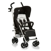 Hauck Speed Plus Four Wheel Pushchair - Black